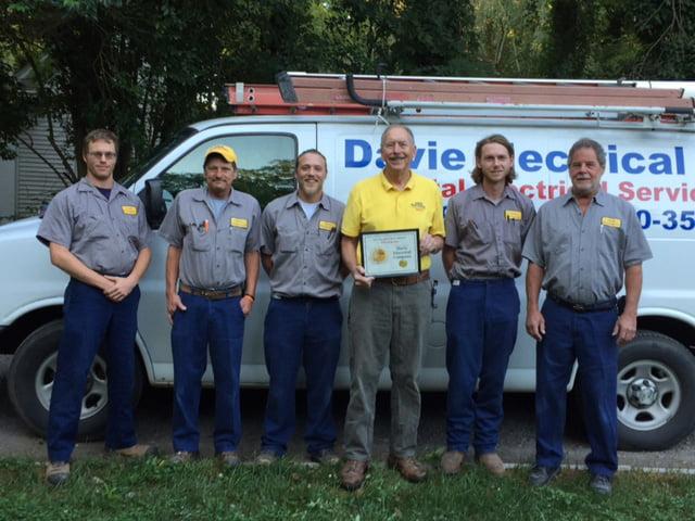 Davie Electrical Crew